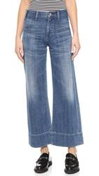 Citizens Of Humanity Abigail High Rise Wide Leg Jeans Halo