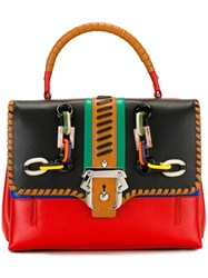 Paula Cademartori 'Dun Dun' Tote Bag Multicolour