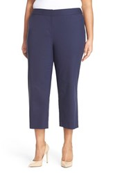 Plus Size Women's Sejour Crop Wide Leg Pants