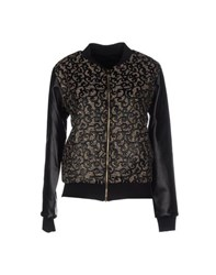Jijil Coats And Jackets Jackets Women Black