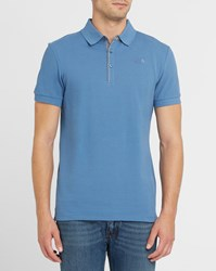 The North Face Blue Pr Polo Shirt