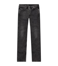 Diesel Cheyenne Loose Fit Jeans Male Dark Grey