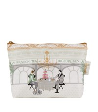 Harrods Tea At The Georgian Travel Pouch Unisex