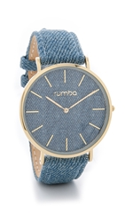 Rumbatime Soho Denim Washed Watch