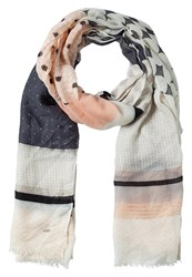Opus Apippa Scarf Faded Peach Apricot
