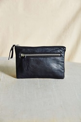 Urban Renewal Pelechecoco Leather Pouch Black
