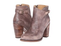Bed Stu Isla Brown Driftwood Women's Boots Beige