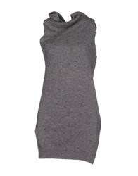Forme D'expression Turtlenecks Grey