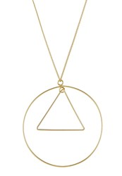 Cheap Monday Necklace Goldcoloured