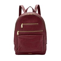 Fossil Zb6871609 Piper Backpack Wine