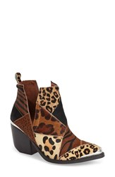 Women's Jeffrey Campbell 'Orwell' Pointy Toe Ankle Boot 2 1 4' Heel