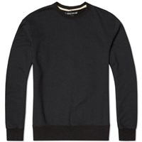 Sasquatchfabrix. Peaceful Crew Sweat Black