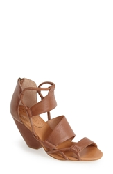 Corso Como 'Coco' Leather Sandal Women Brown Leather