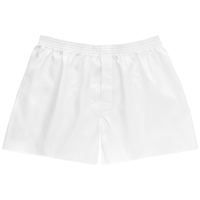 Thomas Pink Abson Herringbone Boxer Shorts White