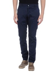 Uncode Casual Pants Dark Blue