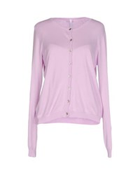 Brebis Noir Knitwear Cardigans Women Light Purple