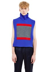 Opening Ceremony Colorblock Dicky Blue