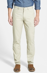 Patagonia Organic Cotton Canvas Straight Leg Chinos El Cap Khaki