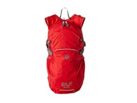 Jack Wolfskin Ham Rock 16 Red Fire Backpack Bags