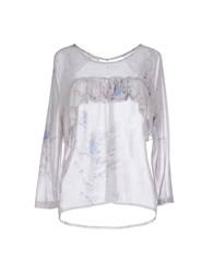 Dries Van Noten Blouses Grey