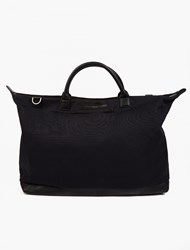 Want Les Essentiels Black Organic Cotton Hartsfield' Weekend Bag