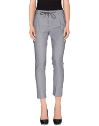 Paolo Pecora Casual Pants Dark Blue