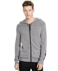 Kenneth Cole Reaction Marled Hoodie