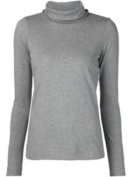 Capobianco Turtle Neck Sweater Grey