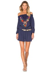 Vava By Joy Han Kacie Dress Navy