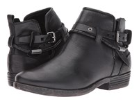 Otbt Low Rider Black Women's Pull On Boots
