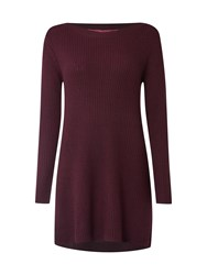 White Stuff Hudson Tunic Plum
