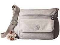 Kipling Syro Crossbody Bag Slate Grey Cross Body Handbags Multi