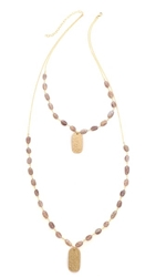 Heather Hawkins Outbound Necklace Labradorite