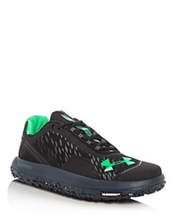 Under Armour Fat Tire Lace Up Sneakers Black