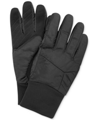 Fownes Ur Gloves Willem Style Active Stretch Storm Cuff Touchscreen Gloves Black