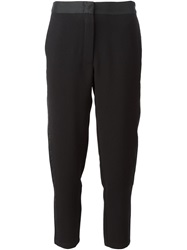 8Pm Cigarette Trousers Black
