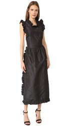 Jill Stuart Wilam Maxi Dress Noir
