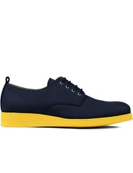 Carven Glazed Derby Shoes
