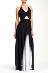 Go Couture Dip Dye Tank Maxi Dress Multi