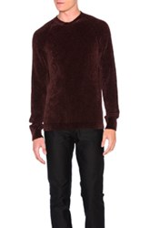 Maison Martin Margiela Maison Margiela Cardigan Stitch Pullover Sweater In Brown
