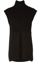 Line Alexander Cotton Blend Turtleneck Vest