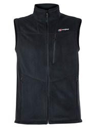 Berghaus Prism Men's Fleece Gilet Black