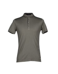 Magliaro Polo Shirts Grey