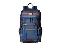 Burton Annex Backpack Essex Stripe Backpack Bags Blue