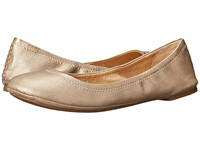 Lucky Brand Emmie Platinum Women's Flat Shoes Silver