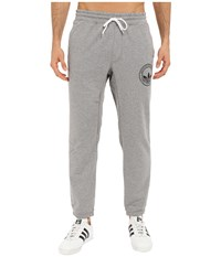 Adidas Skateboarding Clima Skate Sweatpants Core Heather Men's Casual Pants Gray
