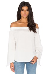 Finders Keepers Bright Lights Top White
