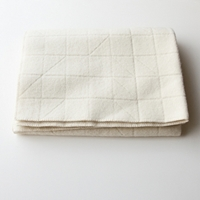 Mjolk Are Blanket Designed By Anderssen Voll Natural Quilted Are Blanket