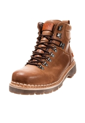 Art Dry Air Alpine Laceup Boots Madeira Brown