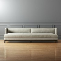 Cb2 Brava Long Sofa
